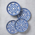 Arabesque 4-piece Dinner Plate Set
