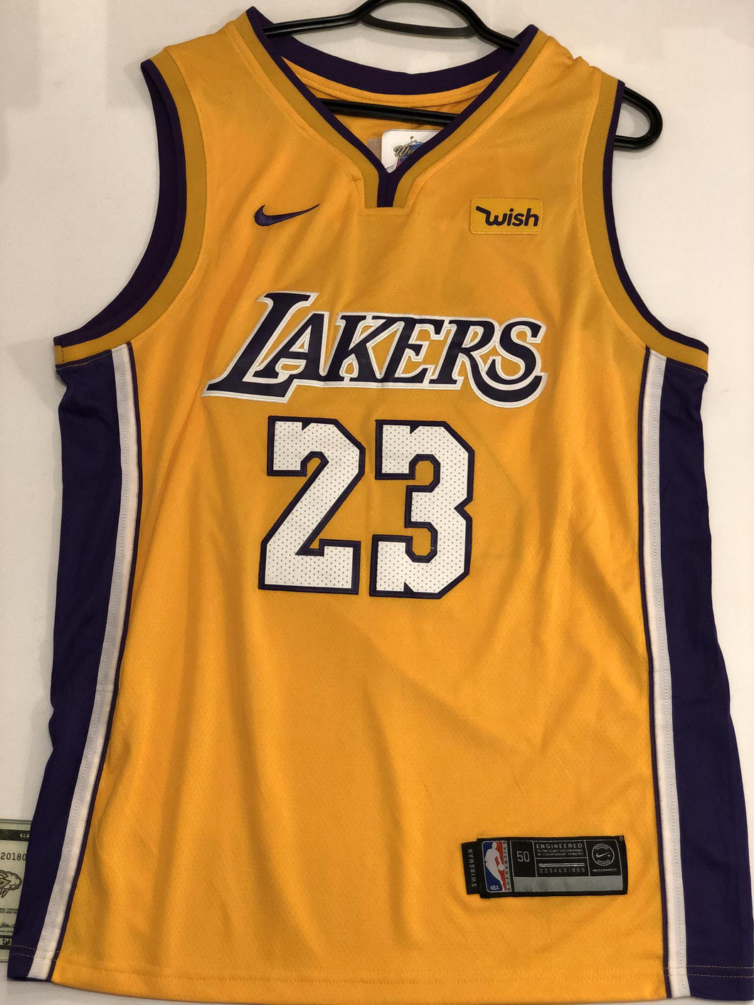Lakers Jersey James #23