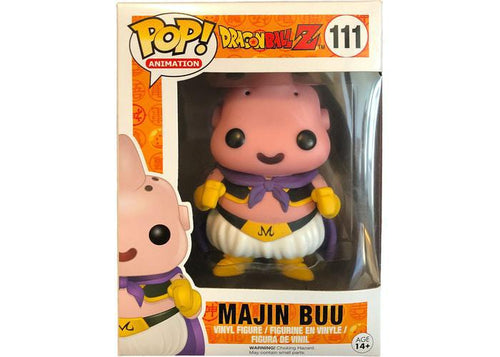 Funko Pop! Animation Dragonball Z Majin Buu Figure #111