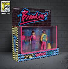 Breakin' ReAction Figure - 3-Pack (Ozone, Special K, Turbo) (SDCC 2019)