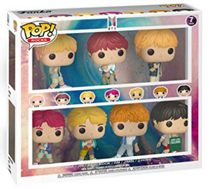 POP! Funko Rocks - BTS - 7 Pack Exclusive