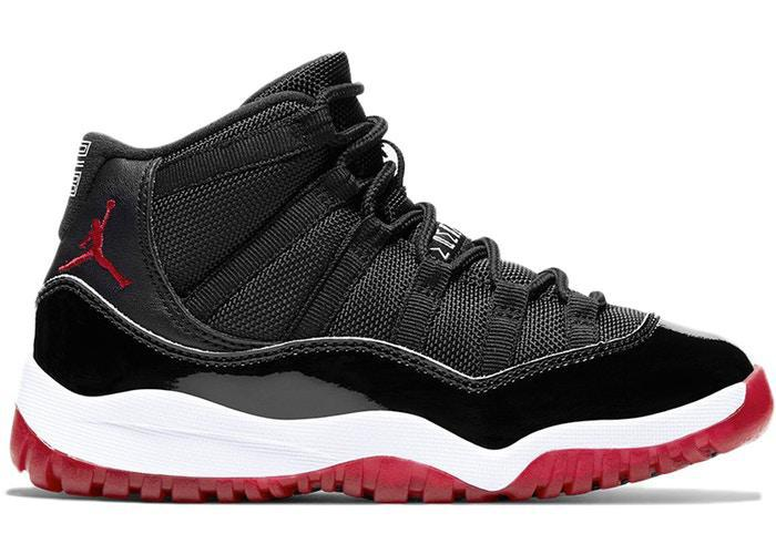 Air Jordan 11 Retro PS 'Bred' 2019