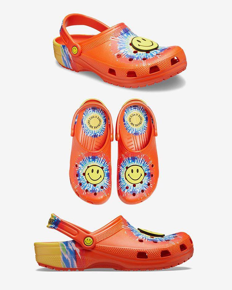 CROCS BY CHINATOWN MARKET x URBAN OUTFITTERS FOR COMPLEXCON