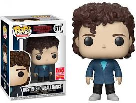 Stranger Things Dustin (Snow Ball Dance) POP! Televisions SDCC Exclusive!