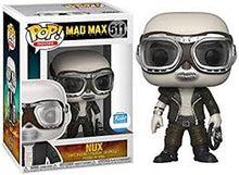 Load image into Gallery viewer, Mad Max Fury Road Nux w/ Goggles POP! Movies