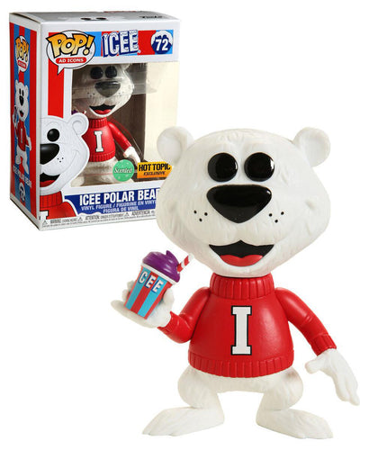 Funko POP! Ad Icons Icee #72 Icee Polar Bear