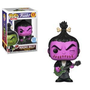 Rocko Billy (Purple) Pop!