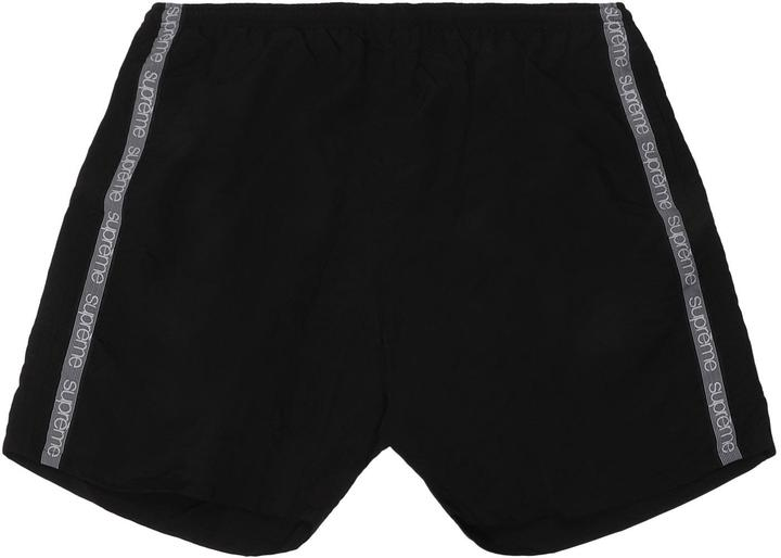 Supreme Tonal Taping Water Short Black