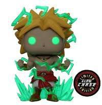Pop! Vinyl Pop! Animation Legendary Super Saiyan Broly (Glow in the Dark)