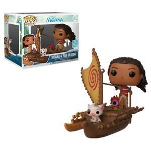 Moana & Pua on Boat [Summer Convention]