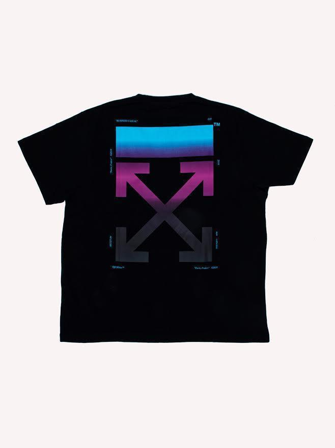 OFF WHITE Gradient Arrows Tee (Pre - Owned)
