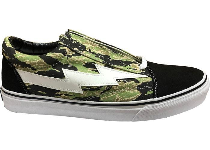 Revenge X Storm Low Top Green Camo