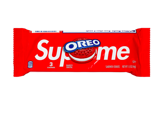 Supreme Oreo Cookies Pack of 3