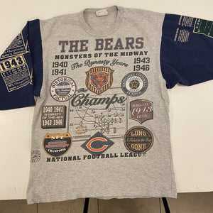 Vintage Chicago Bears Mid Sleeve Tee