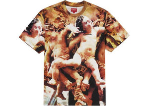 Supreme Putti Tee Multicolor