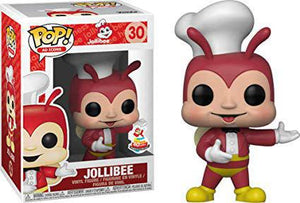 Funko OPP Pop! Ad Icons Jollibee 40th Anniversary Vinyl Figure