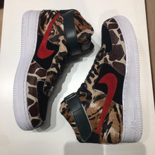 Load image into Gallery viewer, Garrixon Air Force 1 High top custom