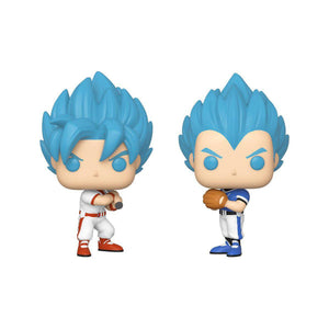 Box Lunch exclusive Dragon Ball Super Goku and Vegeta Funko Pop!