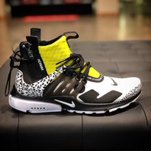 Load image into Gallery viewer, Nike Air Presto Mid Acronym Dynamic Yellow