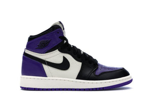 Jordan 1 Retro High Court Purple (GS) (Pre-Owned)