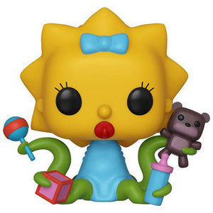 Simpsons Alien Maggie Pop! Vinyl Figure