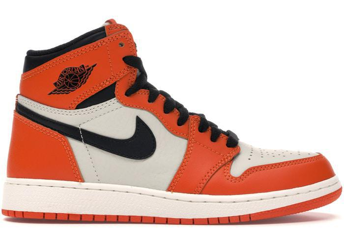 Jordan 1 Retro Reverse Shattered Backboard (GS) (Pre-Owned)