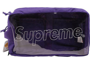 Supreme Utility Bag FW18 Purple