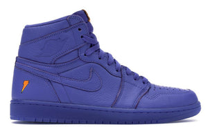 Jordan 1 Retro High Gatorade Rush Violet (Pre - Owned)
