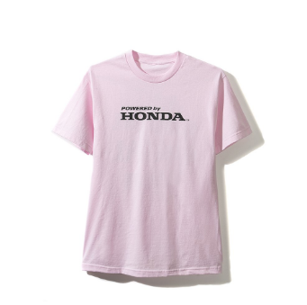 ASSC Anti Social Social Club Power Pink Tee Honda