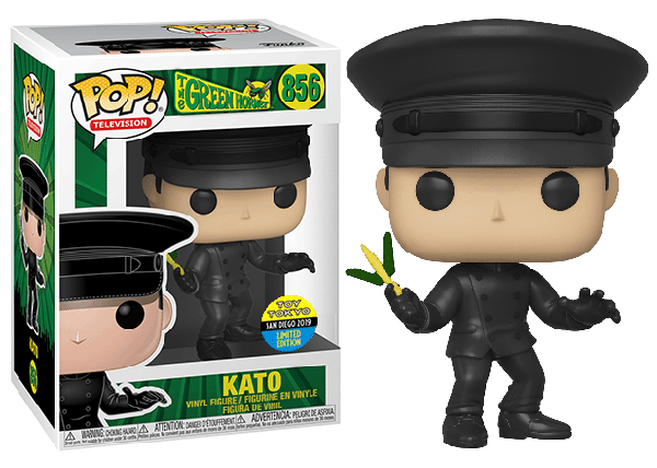 Funko Pop The Hornets Kato Toy Tokyo SDCC