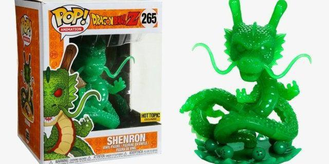 Dragon Ball Z Jade Shenron 6-Inch FUNKO POP!