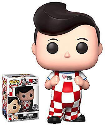 Bob's Big Boy 20 Years Funniversary #24 POP! Vinyl