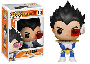 Funko Pop! Animation: DragonBall Z: Vegeta #10