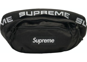 Supreme Waist Bag (SS18) Black (Pre-owned)