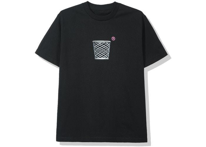 Anti Social Social Club Buckets Tee (FW19) Black