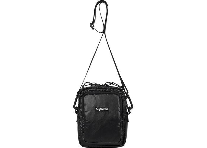 Supreme Shoulder Bag Black (Pre - Owned)