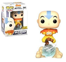 Load image into Gallery viewer, Funko Avatar The Last Airbender Pop! Aang On Airscooter Vinyl Figure Hot Topic Exclusive