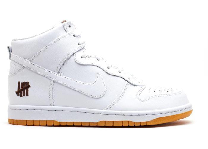 Nike Dunk High UNDFTD Bring Back Pack White