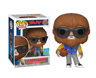 FUNKO POP SCOTT HOWARD (SUMMER CONVENTION EXCLUSIVE 2019