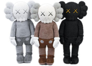"KAWS HOLIDAY Hong Kong Limited 20"" Plush Set Multi"