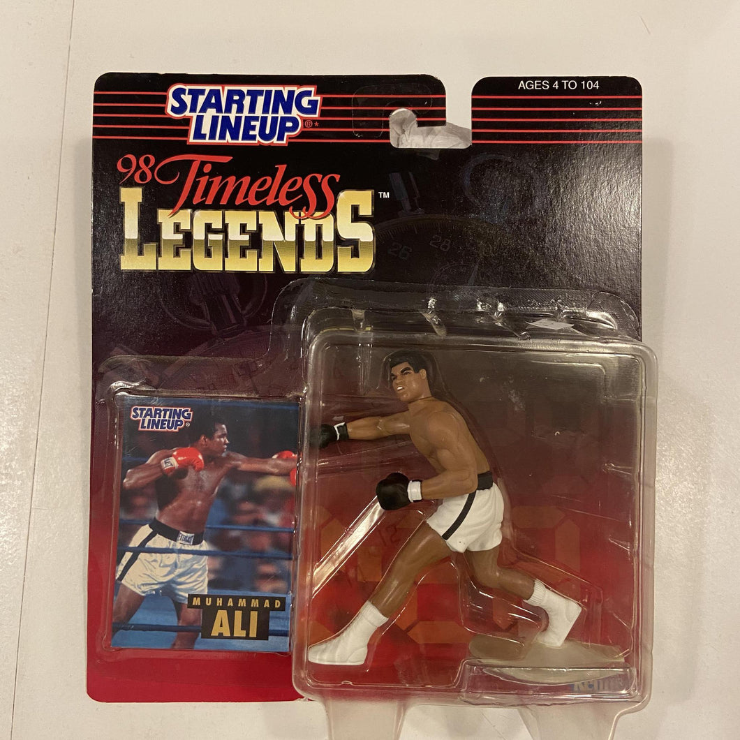 Vintage Starting Lineup Muhammad Ali Action Figure