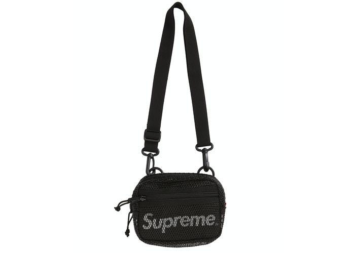 Supreme Small Shoulder Bag (SS20) Black