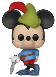 Disney Mickey the True Original 90 years Brave Little Tailor POP!