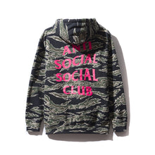 Load image into Gallery viewer, Antisocial Social Club Cheetah Hoodie (Medium)