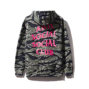 Antisocial Social Club Cheetah Hoodie (Medium)