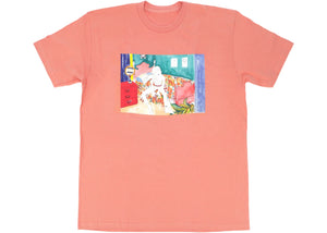 Supreme Bedroom Tee Terracott