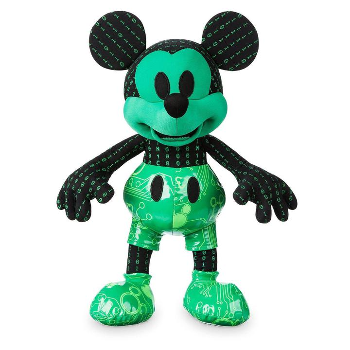 October Disney Store Mickey Mouse Memories Plush Limited Edition
