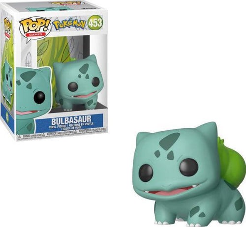 Pop! Games: Pokémon -Bulbasaur