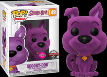 Load image into Gallery viewer, FUNKO POP #149 Purple Flocked Scooby-Doo