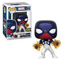 Spider-Man Captain Universe Pop! Vinyl Figure - Entertainment Earth Exclusive